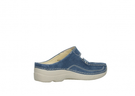 wolky slippers 06227 roll slipper 15820 denimblue nubuck_11