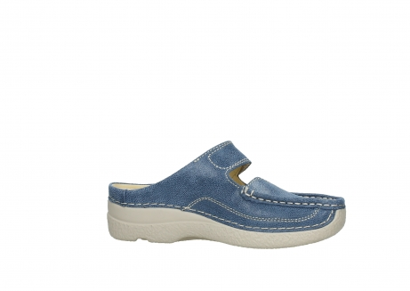 wolky slippers 06227 roll slipper 15820 denimblue nubuck_14