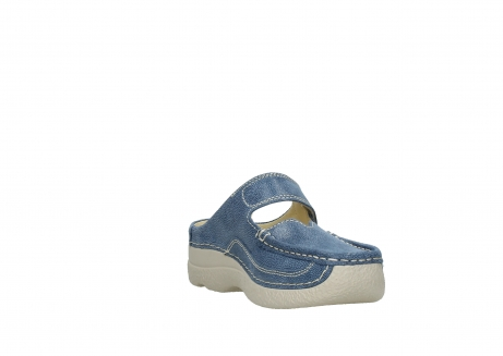 wolky slippers 06227 roll slipper 15820 denimblue nubuck_17