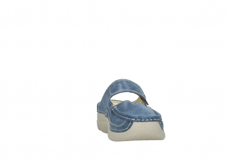 wolky slippers 06227 roll slipper 15820 denimblue nubuck_18