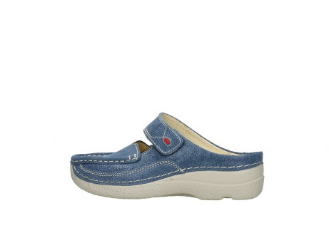 wolky slippers 06227 roll slipper 15820 denimblue nubuck_2