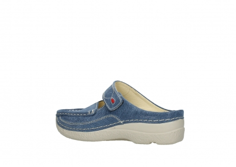 wolky slippers 06227 roll slipper 15820 denimblue nubuck_3