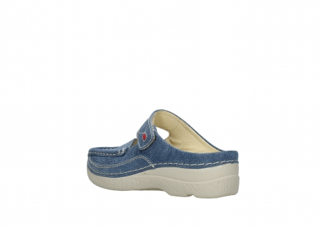 wolky slippers 06227 roll slipper 15820 denimblue nubuck_4