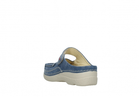 wolky slippers 06227 roll slipper 15820 denimblue nubuck_5