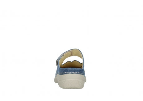 wolky slippers 06227 roll slipper 15820 denimblue nubuck_7