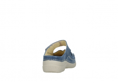 wolky slippers 06227 roll slipper 15820 denimblue nubuck_8