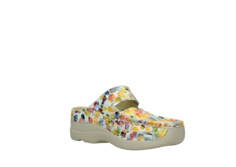 wolky slippers 06227 roll slipper 12910 white multi nubuck_16