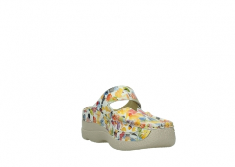 wolky slippers 06227 roll slipper 12910 white multi nubuck_17
