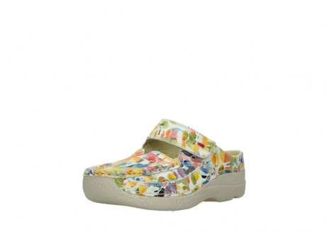 wolky slippers 06227 roll slipper 12910 white multi nubuck_22