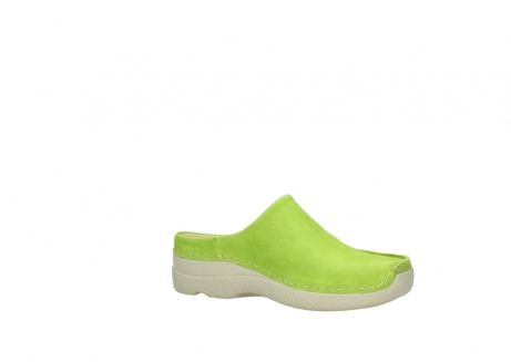 wolky slippers 06250 seamy slide 10750 lime nubuck_15
