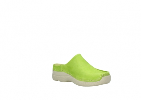 wolky slippers 06250 seamy slide 10750 lime nubuck_16