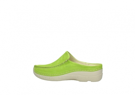 wolky slippers 06250 seamy slide 10750 lime nubuck_2