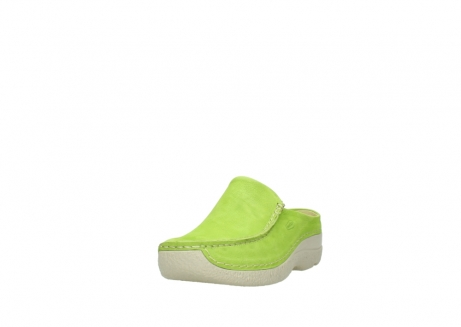 wolky slippers 06250 seamy slide 10750 lime nubuck_21