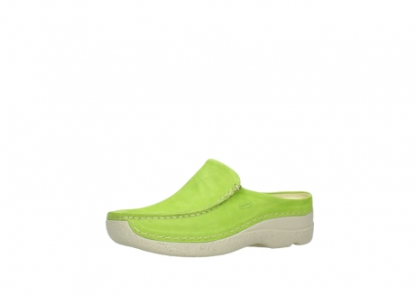 wolky slippers 06250 seamy slide 10750 lime nubuck_23