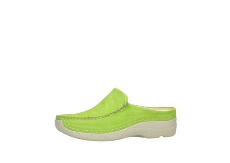 wolky slippers 06250 seamy slide 10750 lime nubuck_24