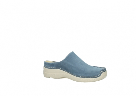 wolky slippers 06250 seamy slide 10820 denim blauw nubuck_15