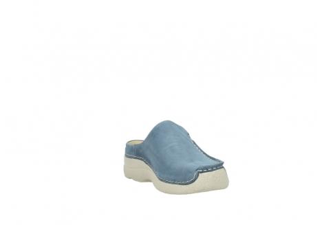 wolky slippers 06250 seamy slide 10820 denim blauw nubuck_17