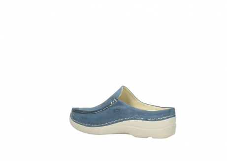 wolky slippers 06250 seamy slide 10820 denim blauw nubuck_3