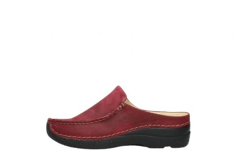 wolky slippers 06250 seamy slide 11530 bordeaux nubuck_1