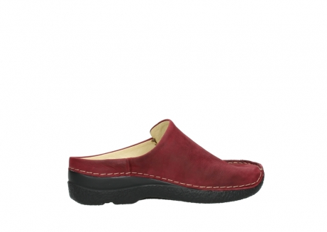 wolky slippers 06250 seamy slide 11530 bordeaux nubuck_12