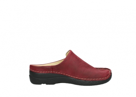 wolky slippers 06250 seamy slide 11530 bordeaux nubuck_13