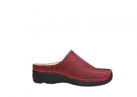 wolky slippers 06250 seamy slide 11530 bordeaux nubuck_14
