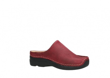 wolky slippers 06250 seamy slide 11530 bordeaux nubuck_15