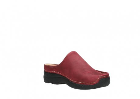 wolky slippers 06250 seamy slide 11530 bordeaux nubuck_16