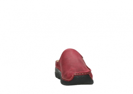 wolky slippers 06250 seamy slide 11530 bordeaux nubuck_18