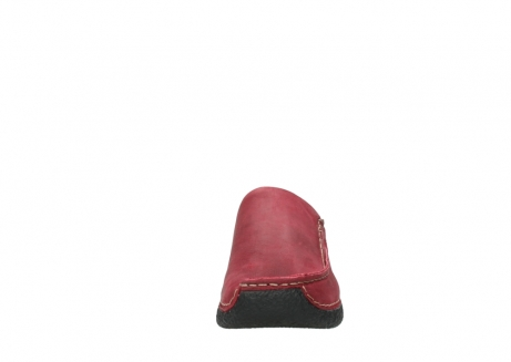 wolky slippers 06250 seamy slide 11530 bordeaux nubuck_19