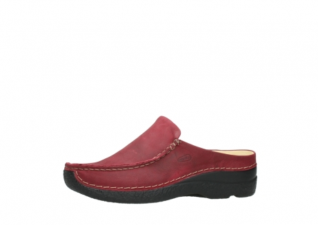wolky slippers 06250 seamy slide 11530 bordeaux nubuck_24