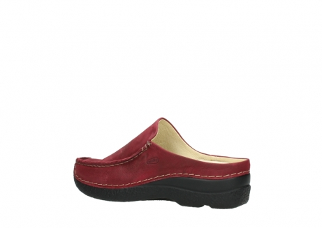 wolky slippers 06250 seamy slide 11530 bordeaux nubuck_3