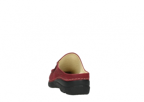 wolky slippers 06250 seamy slide 11530 bordeaux nubuck_6