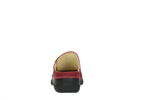 wolky slippers 06250 seamy slide 11530 bordeaux nubuck_7