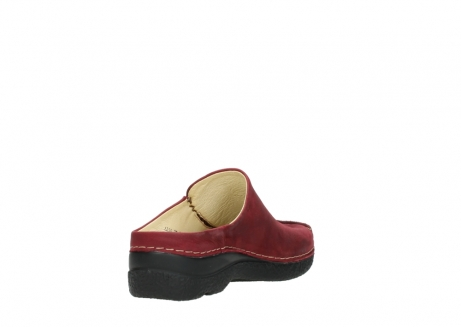 wolky slippers 06250 seamy slide 11530 bordeaux nubuck_9