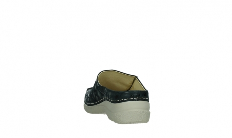 wolky slippers 06250 seamy slide 12820 denim nubuck_18