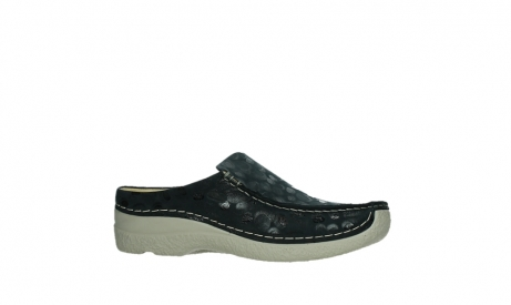 wolky slippers 06250 seamy slide 12820 denim nubuck_2