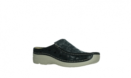 wolky slippers 06250 seamy slide 12820 denim nubuck_3
