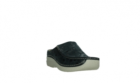 wolky slippers 06250 seamy slide 12820 denim nubuck_5
