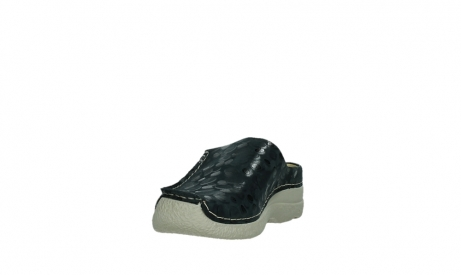 wolky slippers 06250 seamy slide 12820 denim nubuck_9