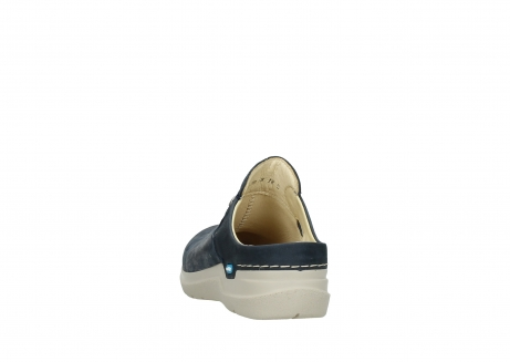 wolky slippers 06600 holland 19870 blue nubuck_6