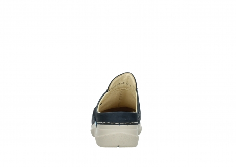 wolky slippers 06600 holland 19870 blue nubuck_7