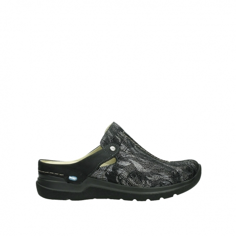 wolky slippers 06600 holland 17000 black suede