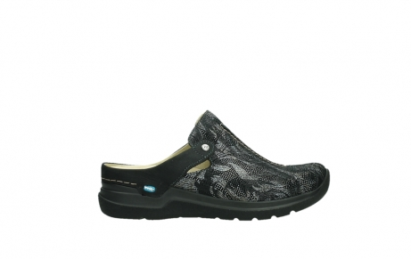 wolky slippers 06600 holland 17000 black suede_1