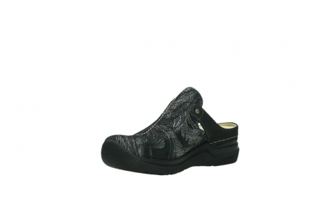 wolky slippers 06600 holland 17000 black suede_10