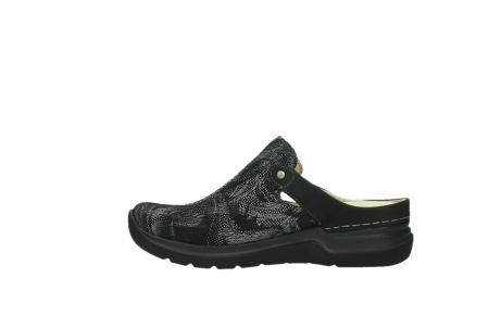 wolky slippers 06600 holland 17000 black suede_13