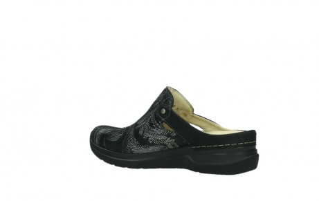 wolky slippers 06600 holland 17000 black suede_15