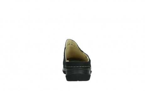 wolky slippers 06600 holland 17000 black suede_19