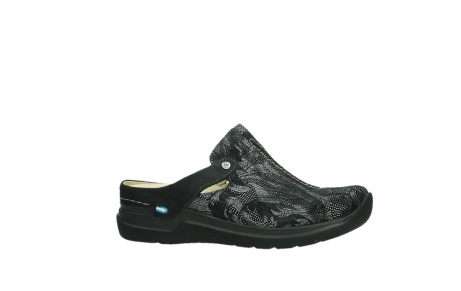 wolky slippers 06600 holland 17000 black suede_2