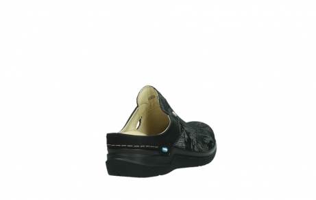 wolky slippers 06600 holland 17000 black suede_21